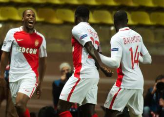 El Mónaco pasa como primera y deja fuera al Tottenham
