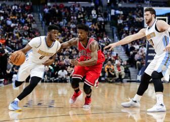 Resumen de Denver Nuggets - Chicago Bulls de la NBA