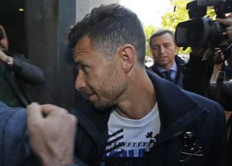 La jueza dicta 200.000 euros de fianza para Rubén Castro