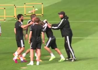 Los momentos más cómicos de Coentrao en el Real Madrid