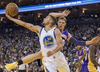 Resumen de Golden State Warriors - Los Angeles Lakers