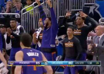 Resumen de Orlando Magic - Phoenix Suns