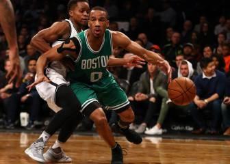 Resumen de Brooklyn Nets - Boston Celtics