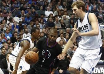 Resumen de Dallas Mavericks - Los Angeles Clippers