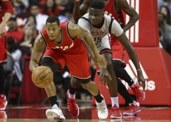 Resumen de Houston Rockets - Toronto Raptors