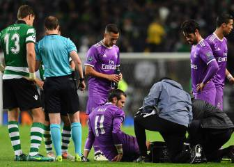 Bale será operado del tobillo y causará baja mínimo dos meses