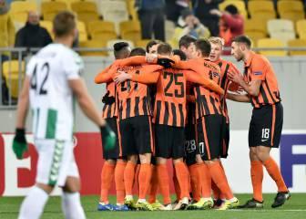 Resumen y goles del Shakhtar-Konyaspor de Europa League