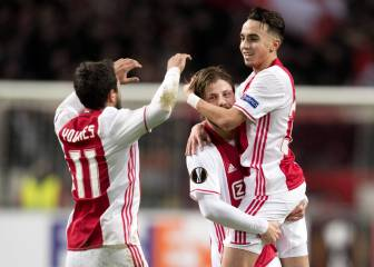 Resumen y goles del Ajax - Panathinaikos de Europa League