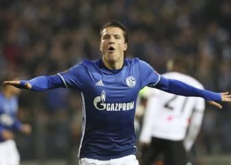 Resumen y gol del Schalke-Niza de Europa League