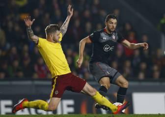 Resumen y goles del Sparta - Southampton de Europa League