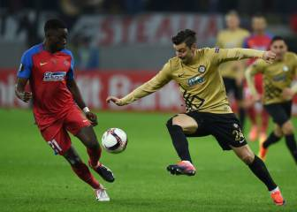 Resumen y goles del Steaua de Bucarest - Osmanlispor