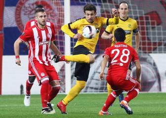 Resumen y goles del Olympiacos - Young Boys