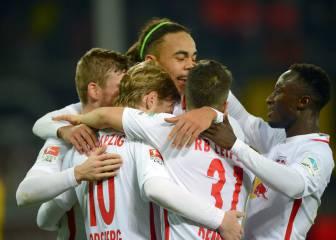 El sueño del Leipzig continúa: cómoda victoria en Friburgo