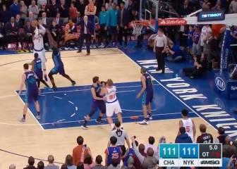 La canasta de crack de Carmelo con la que salvó a los Knicks