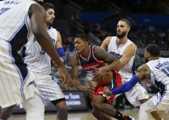 Resumen de Orlando Magic - Washington Wizards