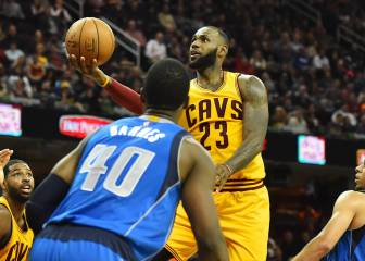 Resumen de Cleveland Cavaliers - Dallas Mavericks