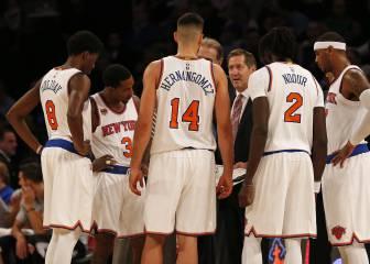 Resumen de New York Knicks - Charlotte Hornets