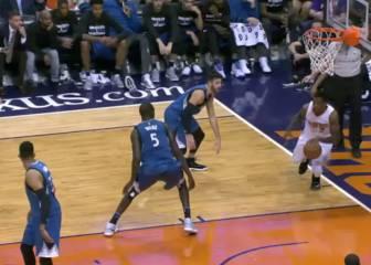 Resumen de Phoenix Suns - Minnesota Timberwolves