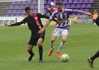 Valladolid y Almería firman un empate que no sirve a nadie