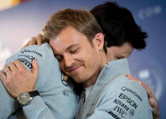 Rosberg: hijo de un campeón y amante de la fotografía
