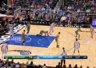 Resumen del Orlando Magic-Milwaukee Bucks de la NBA