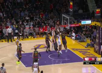 Resumen de Los Angeles Lakers - Atlanta Hawks