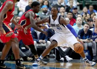 Resumen del Dallas Mavericks- New Orleans Pelicans de la NBA