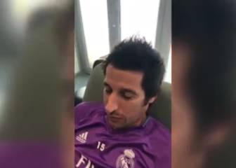 Cristiano se mofa sin piedad del corte de pelo de Coentrao