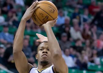 Resumen de Utah Jazz - Houston Rockets de la NBA