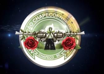 Tributo de Guns N' Roses a la Chape: