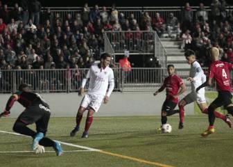 Correa explota en la Copa: gran 'hat-trick' al Formentera