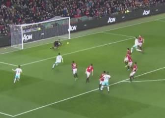 ¿Que pensó Mourinho cuando vio a De Gea fallar así?