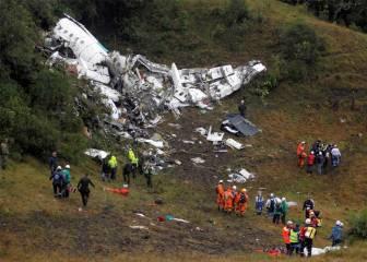 La petición desesperada para aterrizar del piloto del avión