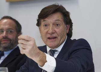 José Ramón Lete secretario de Estado para el deporte visitó AS