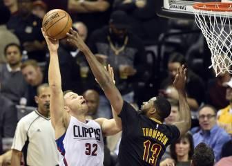 Resumen del Cleveland Cavaliers - LA Clippers
