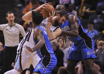 Resumen del Memphis Grizzlies - Orlando Magic