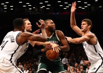 Resumen del Brooklyn Nets - Milwaukee Bucks