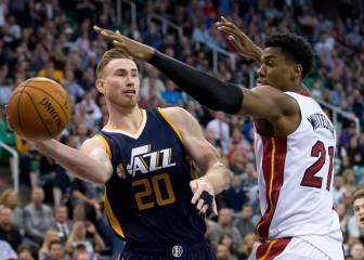 Resumen del Utah Jazz - Miami Heat de la NBA