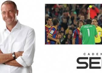 La anécdota de Iturralde con Iker Casillas en un Clásico