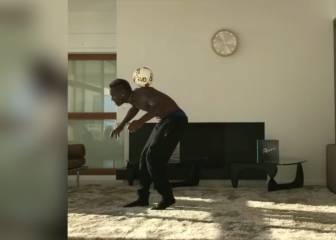 Mario 'malabarista' Balotelli: ¡vean sus toques y virguerías!