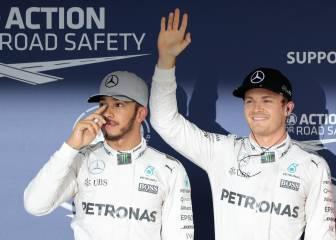 Rosberg deja la Fórmula 1