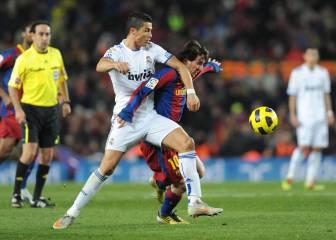EL Clásico en estadisticas: Messi vs Cristiano Ronaldo