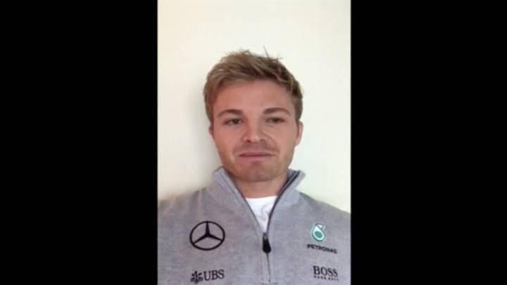 El mensaje del adiós con el que Rosberg sorprendió al mundo