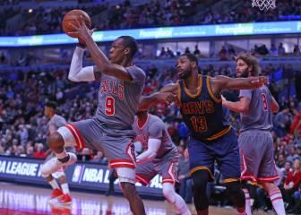 Resumen del Chicago Bulls - Cleveland Cavaliers de NBA