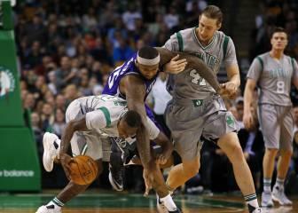 Resumen del Boston Celtics - Sacramento Kings de la NBA
