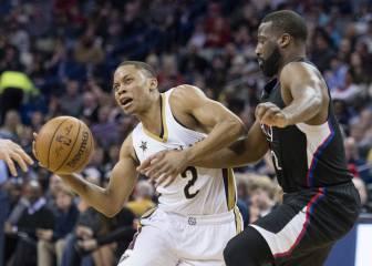 Resumen del New Orleans Pelicans - Los Angeles Clippers