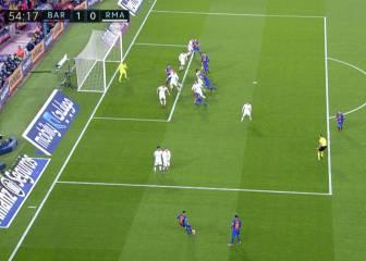 ¿Hubo posición de fuera de juego en el gol de Luis Suárez?