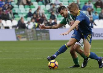 Resumen y goles del Betis - Celta de LaLiga Santander