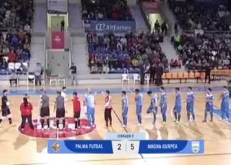 Palma Futsal 2 - Magna Gurpea 5