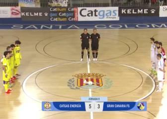 Catgas Energía 5 - Gran Canaria FS 3